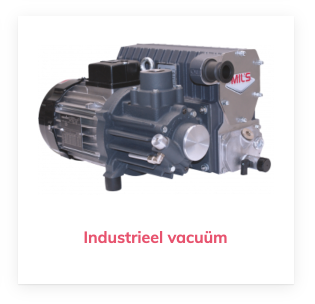 industrieel vacuum