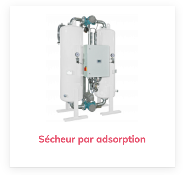 sécheur par adsorption